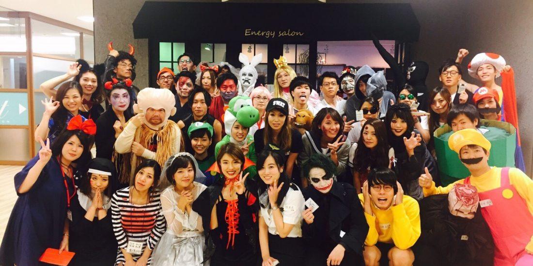 ハロウィン懇親会!!